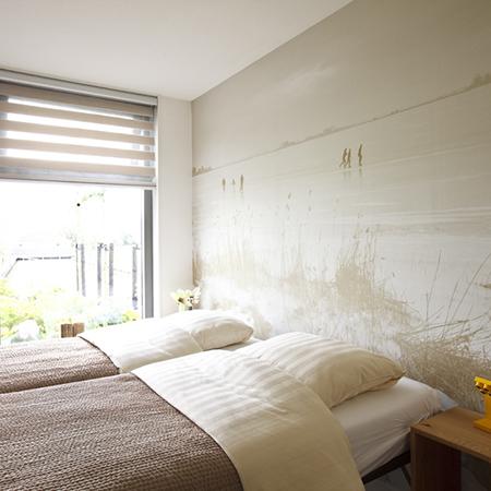 detox vitaliteit friesland luxe slaapkamer