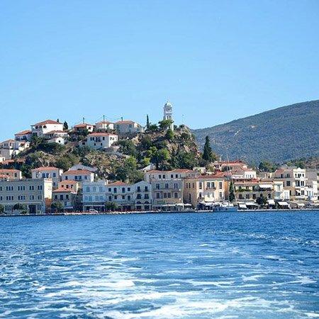yoga vakantie griekenland uitzicht